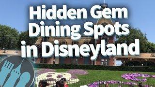 Best Disneyland Restaurants