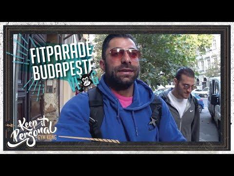 VLOG | Fitparade Classic Budapeşte