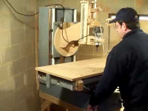Router Based Wood Milling Machine Introduction Youtube