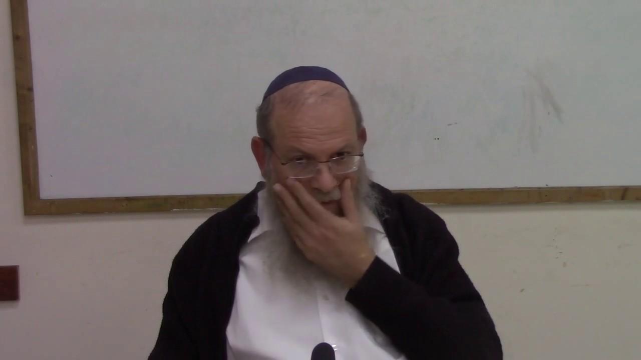 """סיבת הגלות - גבורות ה' למהר""""ל - הרב אברהם וסרמן"""