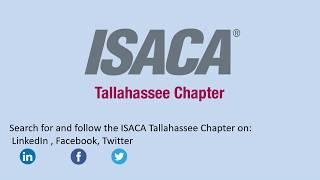 June ISACA Presentation   Nicholas Carroll