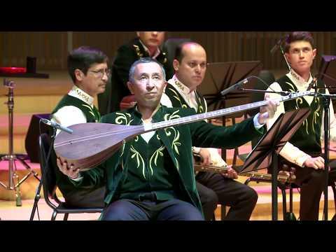 Uzbek folk melody - Kushtor