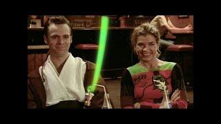Date mit einem echten Jedi-Ritter!
