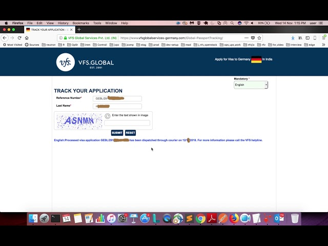 How to make appointments for visa in vfs global   TravelerBase