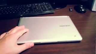Repeat youtube video Samsung Chromebook Review and Quick Usage