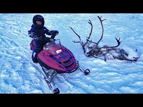 Alaska Winter Adventure - Ice Fishing, Camping, Snowmobiling & More