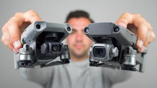 DJI Mavic Air 2 vs. DJI Mavic 2 Pro - A Hard Decision