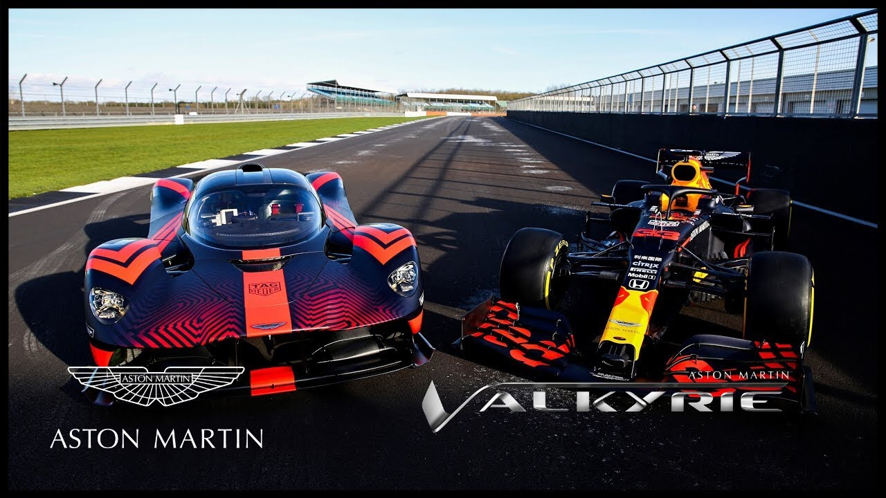 Aston Martin Valkyrie | F1 Technology For The Road