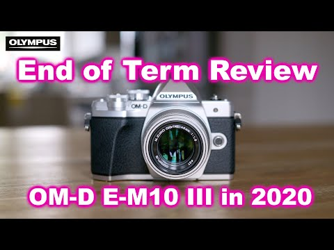 OM-D E-M10 III in 2020. Still the BEST Entry? End of Term Review by Jimmy Cheng (RED35)