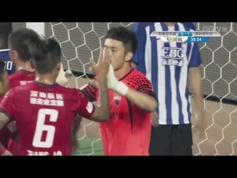 Shijiazhuang Ever Bright FC 1-1 Shenzhen FC