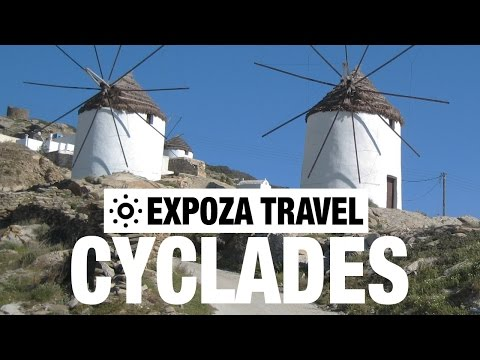 Cyclades Vacation Travel Video Guide