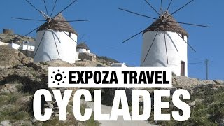 Cyclades Vacation Travel Video Guide(Travel video about destination Cyclades in Greece. Otherwise known as 'The Pearls of Greece', the Cyclades Islands are located in the heart of the South ..., 2013-08-13T01:09:00.000Z)