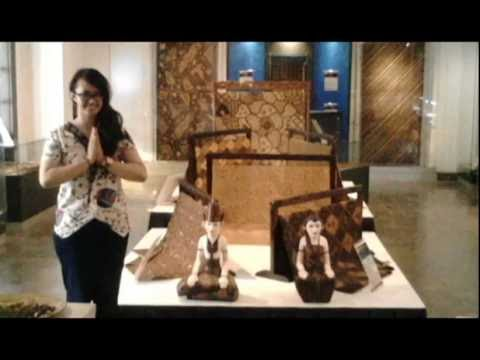 Audisi Putra Putri Batik Nusantara 2016 - Ocha Binar Alieffi