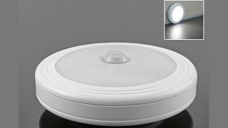 светильник с датчиком движения и фотосенсором(, 2016-12-14T11:49:28.000Z)