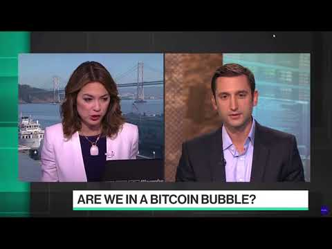 Adam White GDAX/Coinbase Interview - Bloomberg Global News 11/28/2017