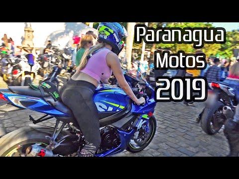 Paranagua MOTOS 2019 - Superbikes MADNESS, loud exhausts & insane BURNOUTS!