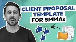 The Best Client Proposal Template to Land SMMA Clients