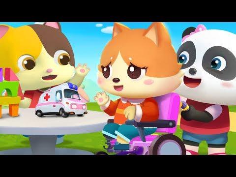 We Are Friends Song | For Kids | BabyBus Nursery Rhymes & Kids Songs