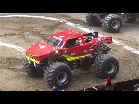 Toughest Monster Trucks Tour *Salina, Kansas* 2-17-18