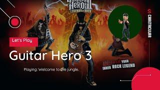 Guitar hero 3 Welcome to the jungle 100% Medium