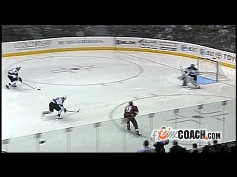 Hockey 101 - Defensive Zone Coverage