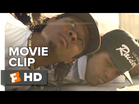 Straight Outta Compton Movie CLIP - LAPD (2015) - Paul Giamatti, O'Shea Jackson Jr. Movie HD