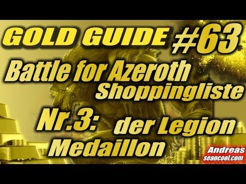 Medallion Der Legion