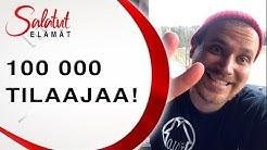 100 000 TILAAJAA! |Salatut elämät