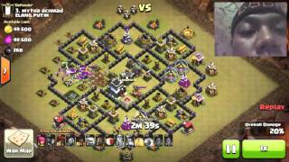 Clash of Clans: The legend of the last lava pup - Versi HK Ciputra