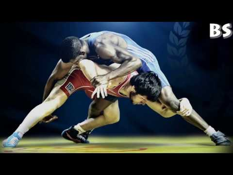 The best moments of the Freestyle wrestling