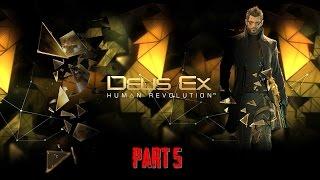 Deus Ex HR Director's Cut Часть 5 Схватка (60FPS)(, 2015-12-23T11:56:48.000Z)
