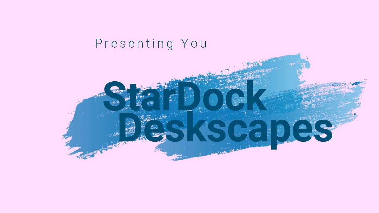 Stardock Wallpaper Stardock Deskcapes Use Pictures And Video As Your Desktop Wallpaper With Deskscapes Software