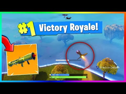 OMG TOP 1 au MISSILE GUIDE ! NOUVELLE MISE A JOUR Gameplay - Fortnite Battle Royale !