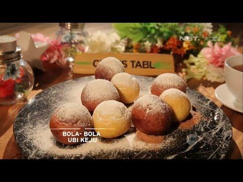 Chef's Table  Bola   Bola Ubi Keju