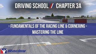 iRacing.com Driving School Chapter 3A: Fundamentals of the Racing Line & Cornering