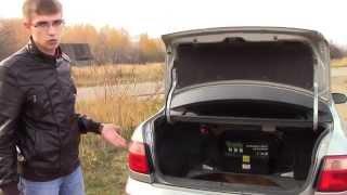 Nissan Almera - Тест - драйв