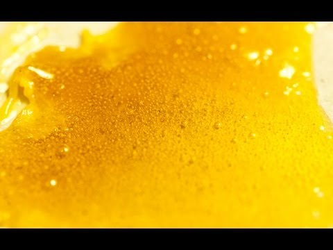 Knottyy's BHO Budder to Shatter Tutorial - How To Turn Budder/Wax/Honeycomb into Shatter/Sap