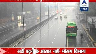 Rains, icy winds intensify cold wave in Delhi-NCR