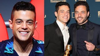 Rami Malek Has An Identical Twin Brother - But Their Lives Couldn't Be Further Apart