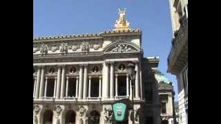 Улицы Парижа 1(Путешествие по улицам Парижа., 2013-03-26T13:26:43.000Z)