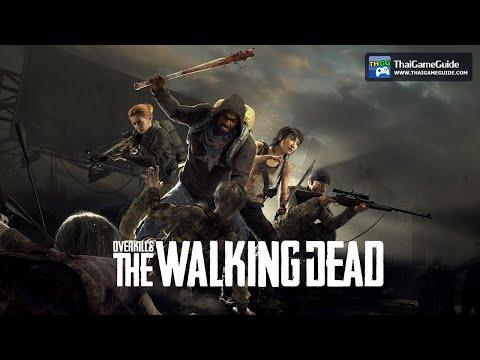 OVERKILL's The Walking Dead [Online Co-op] : Horror Action FPS RPG [Part1] ~ Hell Or High Water
