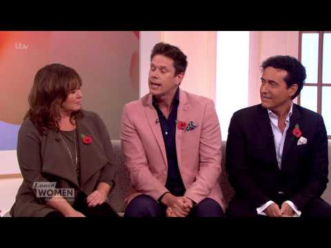 Il Divo Are Getting Dance Lessons   Loose Women
