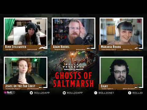 Episode 3 - Roll20 Presents: Ghosts of Saltmarsh: The Final Enemy