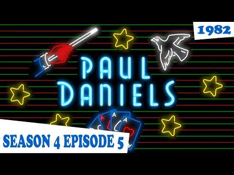 Paul Daniels Magic Show S04E05 1982