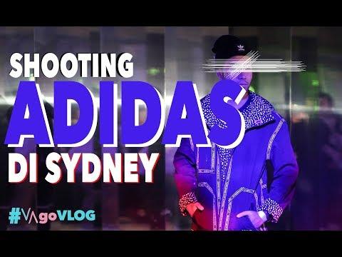 SHOOTING DI SYDNEY | #VAgoVLOG eps. 25