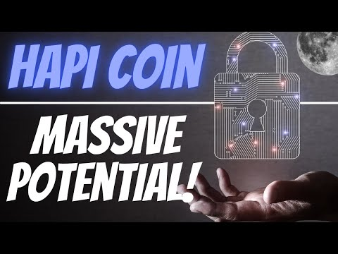 HAPI Coin – Cybersecurity Protocol for Cryptocurrencies   1 Million Total Supply   Massive Potential