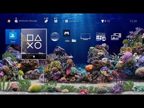 مكتبة ثيمات PS4 322 themes - منتديات هاك بلاي ستيشن HackPs