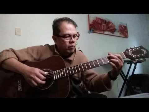 Bakit Ngayon Ka Lang (Ogie Alcasid) Fingerstyle Guitar Cover