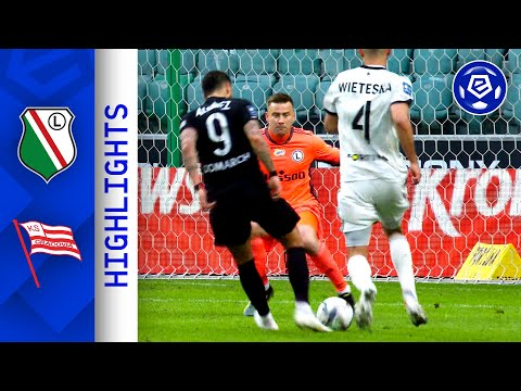 Legia Cracovia Goals And Highlights