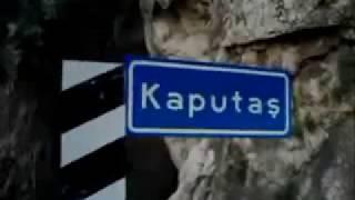 kaputaş plajı ve kanyonu kaş ANTALYA